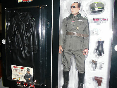 "1.6 = WW:II  MAX  with eye patch  = Action Figure . Complete "" Boxed ."