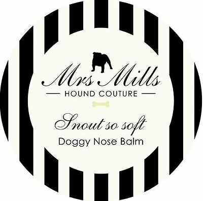 Mrs Mills Snout So Soft Doggy Nose Balm