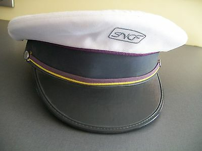 Ancienne Casquette Sncf Collection