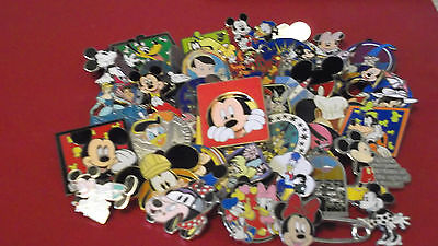 Disney Trading Pins_50 Pin Lot_No Doubles_Free Shipping_Great Mix_A93