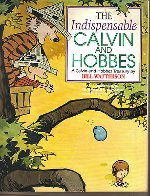 The Indispensable CALVIN and HOBBES  -  BILL WATTERSON P/B