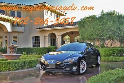 2014 Tesla Model S P85 2014 Tesla Model S P85 Performance