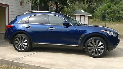 2012 Infiniti FX LIMITED EDITION Infiniti FX35 TRUE LIMITED EDITION SPECIAL AWD FULLY LOADED LOOK