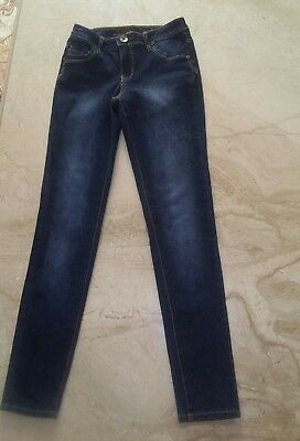 girls Justice Jeans 14 Slim