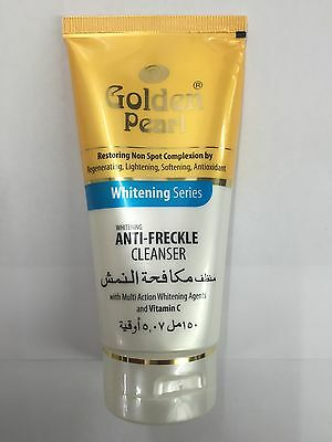 Golden Pearl Whitening Series Anti-Freckle Cleanser 100% Original CHEAPEST