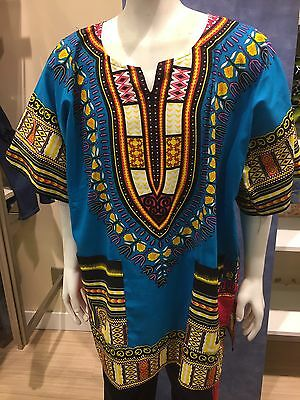 AfricanMen/Women Top ( Dashiki )