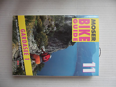 MOSER BIKE GUIDE 11 Gardasee 1 MTB Rad Führer 50 Touren take off