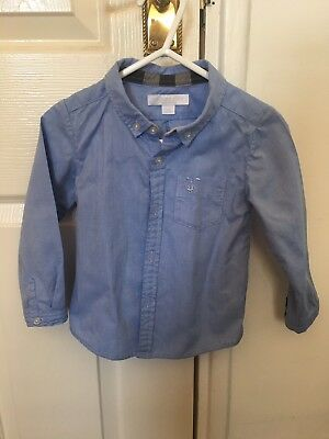 Boys Burberry Shirt