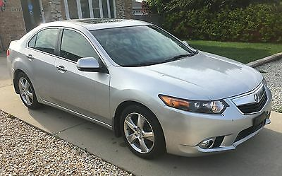 2011 Acura TSX  2011 Acura TSX Technology Package 60K Miles Great Condition !