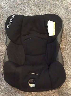 Maxi Cosi Cabriofix BLACK REFLECTION  Replacement Seat Cover
