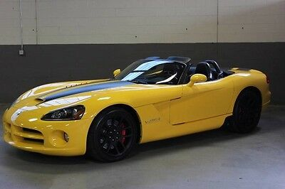2005 Dodge Viper  BEAUTIFUL 2005 DODGE VIPER SRT 10, ONLY 8,066 MILES, JUST SERVICED!!!
