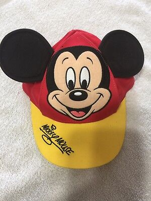 Mickey Mouse Kids Cap