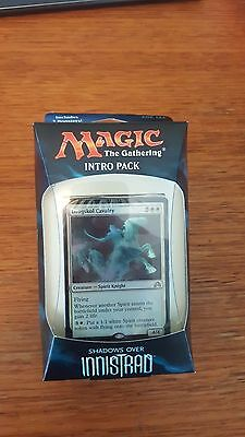 MTG Shadows Over Innistrad Intro pack (White/Blue)