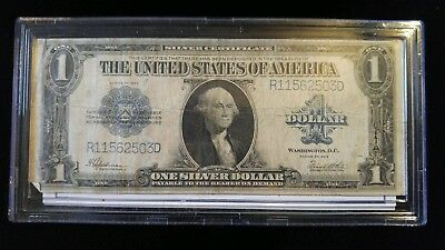 1923 large silver certificate