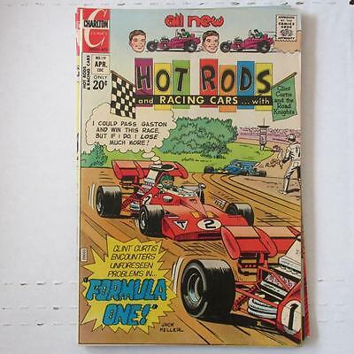 Hot Rods and Racing Cars (Charlton) 119 FN  SKU17367 25% Off!