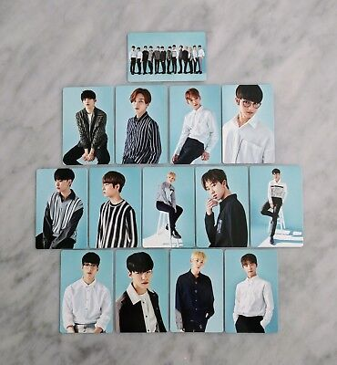 Seventeen Official Fanclub Carat 2nd term Limited Photocard