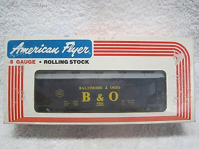 American Flyer No. 9201 B & O Covered Hopper