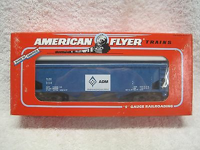 American Flyer No. 48612 AMD Three Bay Covered Hopper