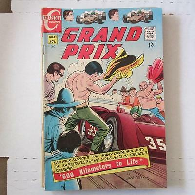 Grand Prix (Charlton) 22 FN/VF  SKU17380 25% Off!