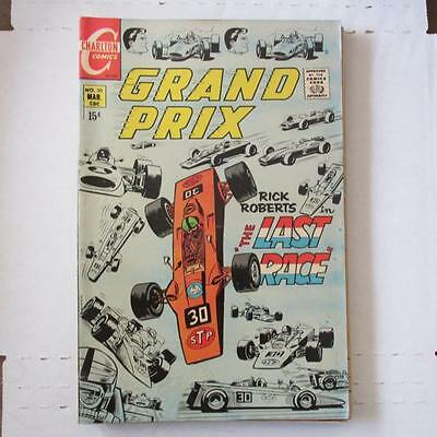Grand Prix (Charlton) 30 FN/VF  SKU17384 25% Off!