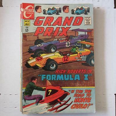 Grand Prix (Charlton) 26 FN/VF  SKU17379 25% Off!