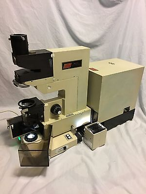 Olympus Spectra Tech IR PLAN Infrared Analytical Microscope 0044-071