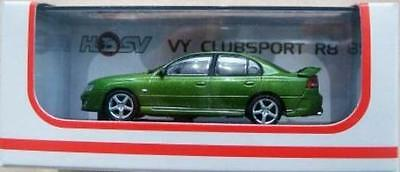 VY HSV R8 Clubsport Hot House Green - 1:64 Biante