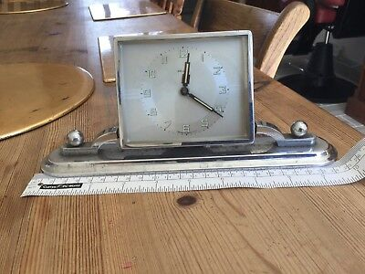 Vintage Art Deco Style Mantle Clock