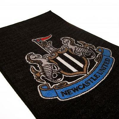 Newcastle United FC Bedroom Rug Official NUFC Accessories