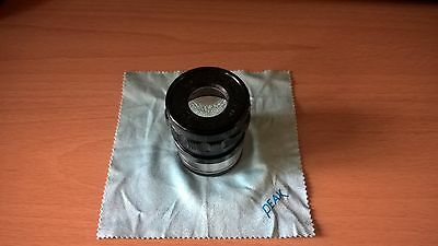 Peak 1983 Measuring Loupe Magnifier-10x with 0.1mm Scale