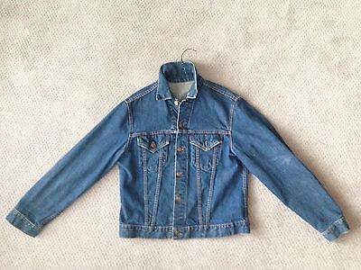 "Levis Big. ""E""  Trucker Jacket"