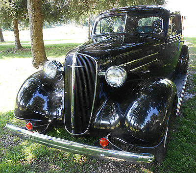 1936 Chevrolet MASTER SEDAN  1936 CHEVROLET MASTER SEDAN 454 BIG BLOCK TURBO 400 ALL STEEL NO RUST