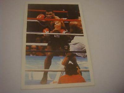 Question of Sport Mike Tyson Rookie Card