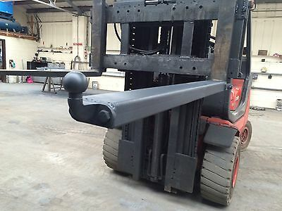 50mm Towball Forklift Extension