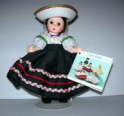 """Vintage Madame Alexander Doll Mexico # 576 New In  Box"""" * *"""