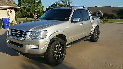 2007 Ford Explorer Sport Trac LIMITED FORD EXPLORER SPORT TRAC, ALMOST PERFECT, V8, 4X4, 4WD, 82K MILES, LIMITED, NICE