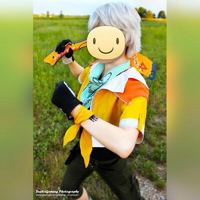 Hope Cosplay Final Fantasy 13 FF13 Size XS-S