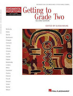 GETTING TO GRADE 2 TWO 2nd EDITION - BOOK ONLY - MELISSA MILNE