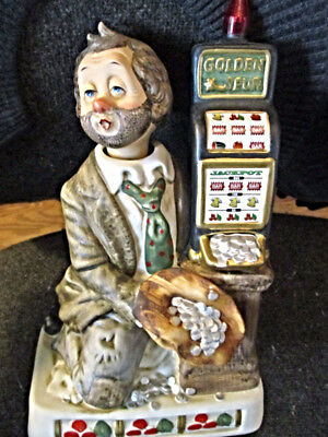 "Melody In Motion Jackpot Willie Plays ""we're In The Money"" New In Box"