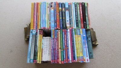 68 Lot Young Reader FANTASY ADVENTURE SERIES Books, all with animals