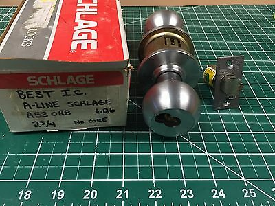 Schlage Best IC core A-Line Knob Lock Locksmith