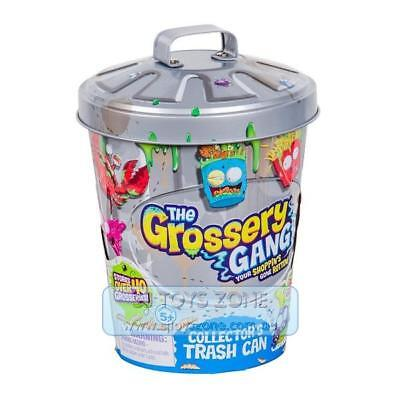 The Grossery Gang S3 Putrid Power Collector's Trash Can w/ 2 Exclusive Grossery