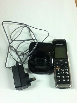 Panasonic KX-TPA50 SIP DECT VoIP Addtional Cordless Phone FOR KX-TGP500 - USED