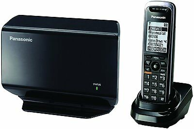 Panasonic KX-TGP500 SIP DECT VoIP Cordless Phone System - NEW