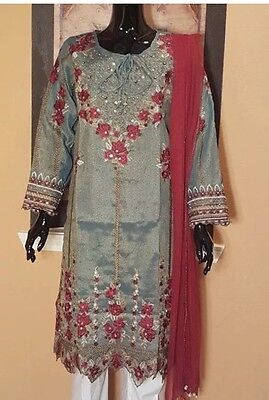 Pakistani Formal Dress.........Priced has been Reduced!!