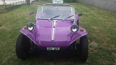 1970 Volkswagen Other none 70 VW dune Buggy