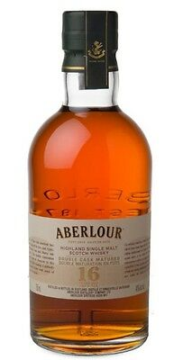 Aberlour 16yo Scotch Whisky (3 x 700mL)