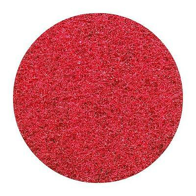 Pack of 5 - FLOOR PAD - 405MM RED - FLOOR SANDING STRIPPING POLISHING