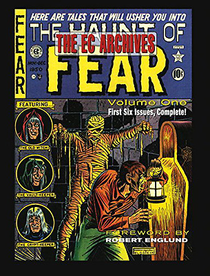 The EC Archives: The Haunt of Fear Volume 1 Hardcover