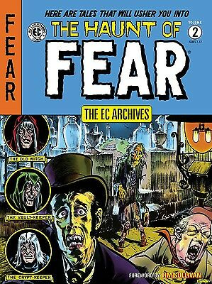 EC Archives, The: The Haunt of Fear Volume 2 Hardcover